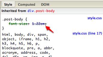 07 Wordpressの文字サイズ、フォントを簡単に変更する方法