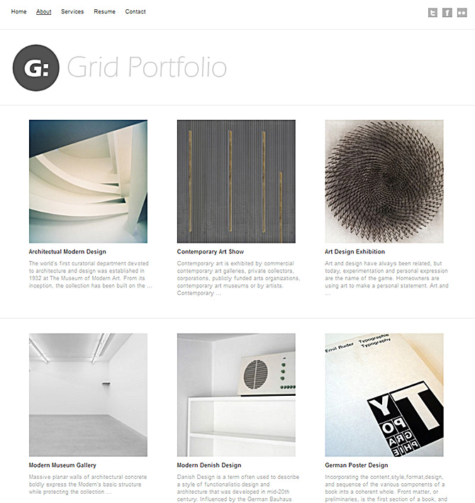 grid wordpress theme1 これが無料!?!?圧倒的にクオリティーが高い、Wordpressテーマ33選