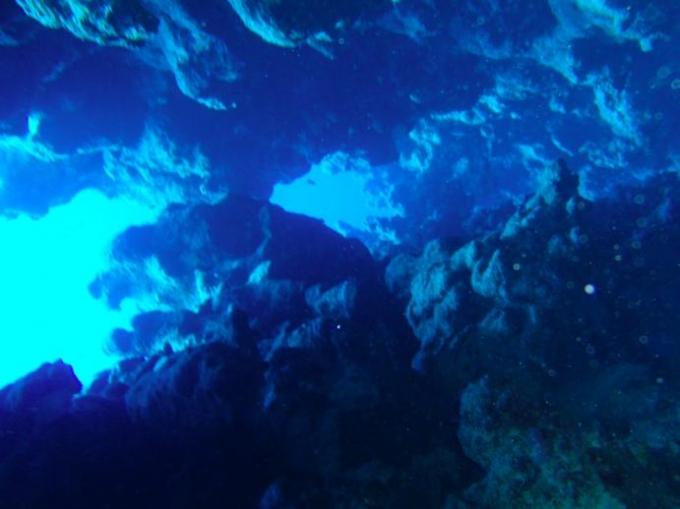 エジプト ダハブ ダイビング