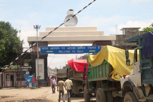 インド 国境