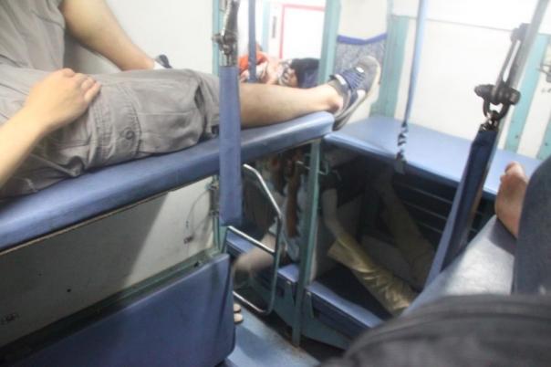 インド 電車