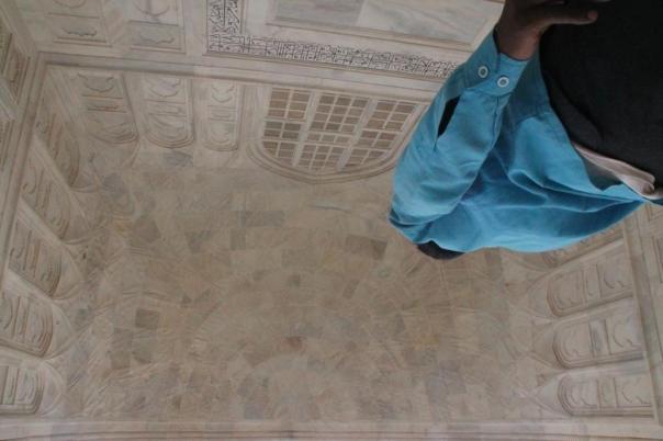 インド タージマハル 世界遺産
