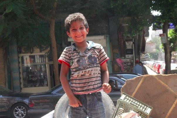 カイロ エジプト 子供