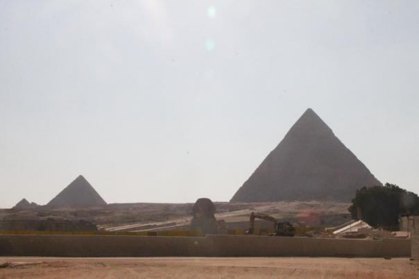 ギザ ルクソール エジプト