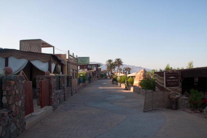 ダハブ エジプト