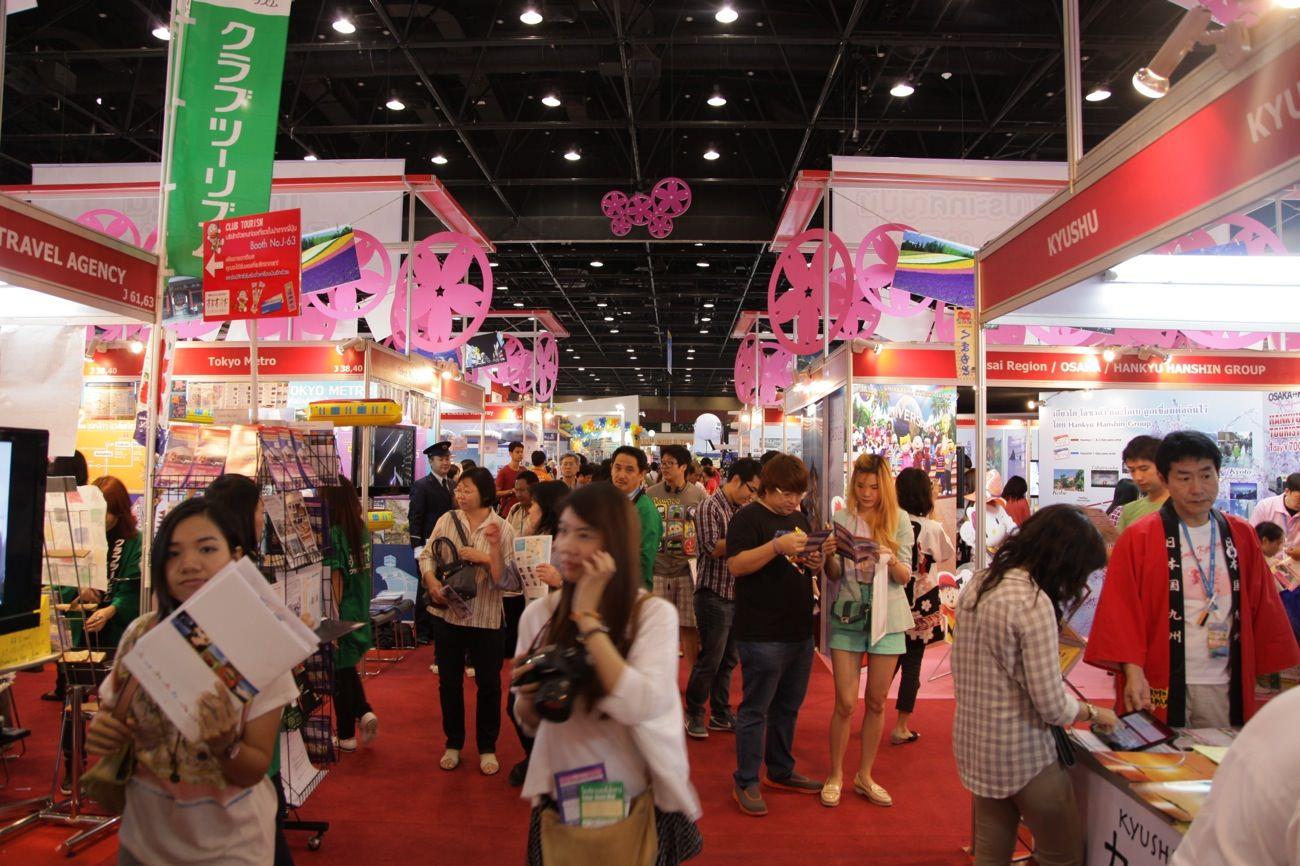 アジア最大規模の旅行博「TITF」