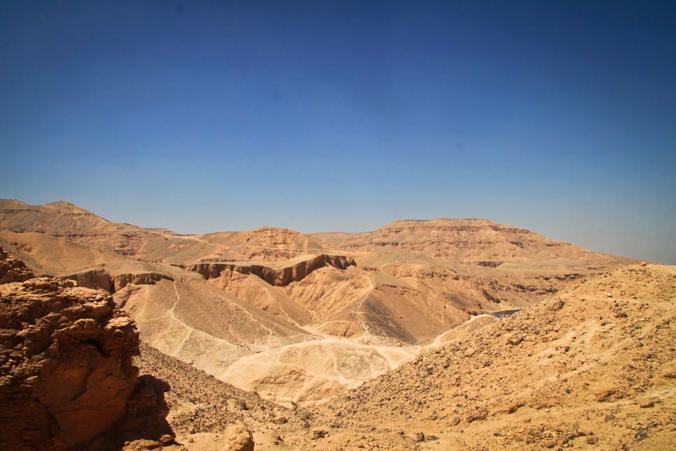 王家の谷 ルクソール エジプト