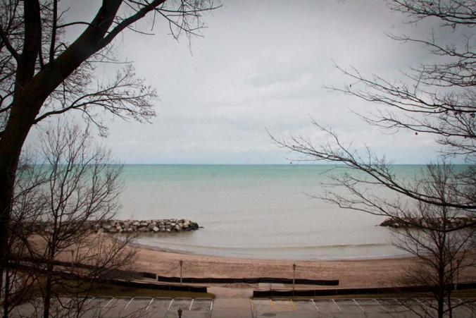 ミシガン湖 シカゴ